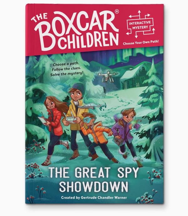 The Great Spy Showdown